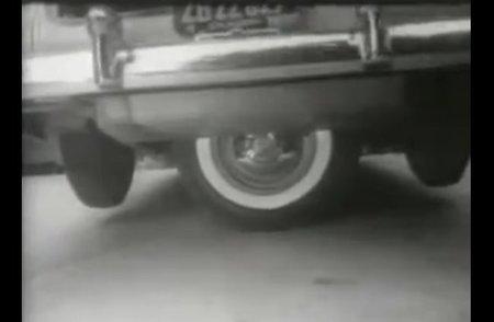 En los años 50 también había asistentes al aparcamiento