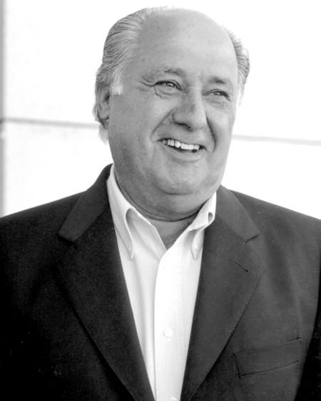Amancio Ortega, el hombre más rico del mundo entero