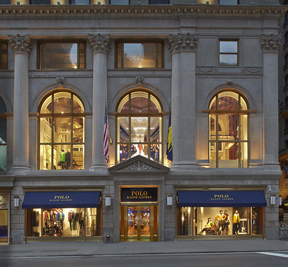 Foto de Nueva tienda de Polo Ralph Lauren en la Quinta Avenida (1/5)