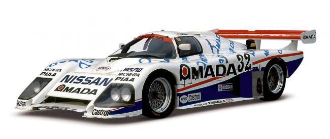 Nissan R85V
