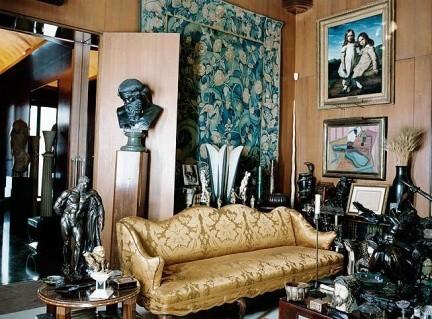 Foto de Casas de famosos: Yves Saint Laurent (5/17)