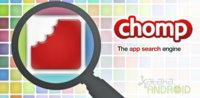 Chomp, una alternativa al buscador de Android Market