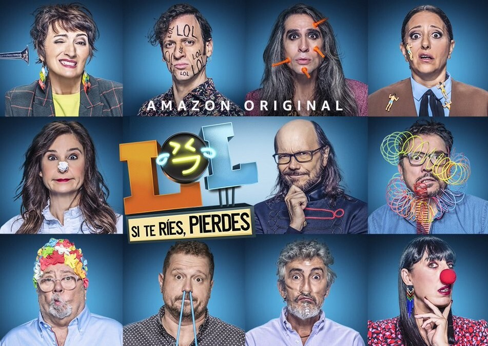 'LOL: Si te ríes, pierdes': el concurso de Santiago Segura para Amazon es un cruce entre 'Gran Hermano' y 'No te rías que es peor' poco inspirado