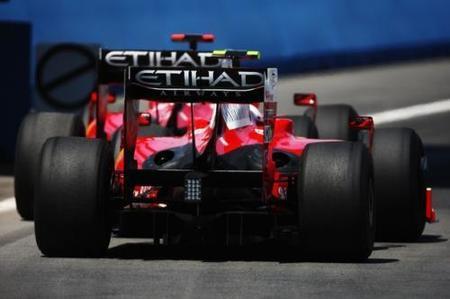 Ferrari dice que no hay sitio para Fernando Alonso en 2010