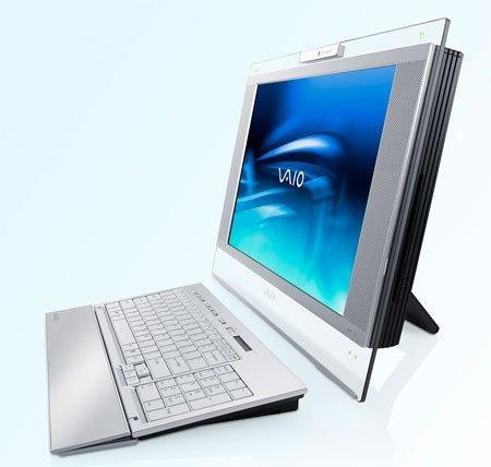 VAIO LS1, combo TV y PC
