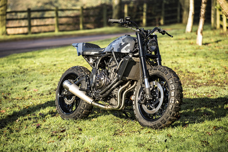 Yamaha Xsr700 Yard Built Rough Crafts 20