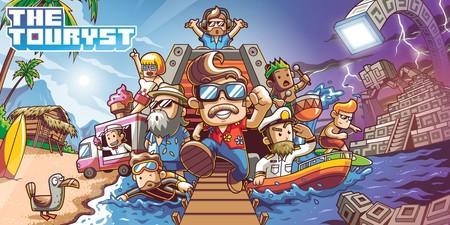 Análisis de The Touryst, unas vacaciones de ensueño en forma de videojuego voxelado