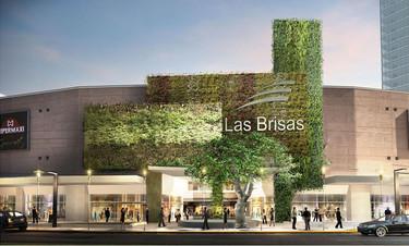 El jardín vertical más grande de Bolivia estará en Las Brisas y lo diseñará Ignacio Solano