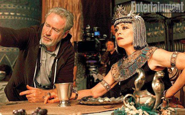 'Exodus: Gods and Kings', nuevas imágenes