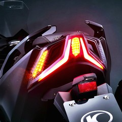 Foto 24 de 32 de la galería kymco-ak-550-euro4-2017 en Motorpasion Moto