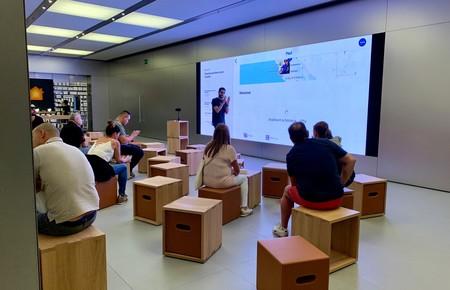El rediseño de las Apple Store llega a España, empezando por La Maquinista