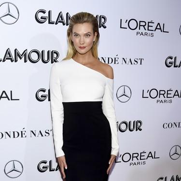 Los escotes asimétricos triunfan en los Premios Glamour Mujer del Año