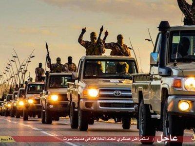 El Estado Islámico y su lucrativo negocio del terror