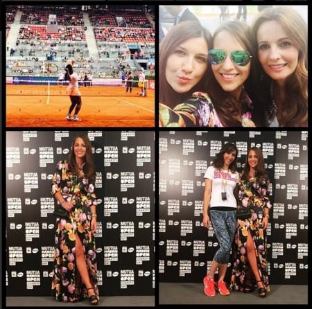 Paula Echevarria Mutua Madrid Open