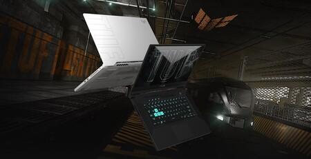 Gaming exigente a precio mínimo: este ASUS TUF Dash F15 con gráfica RTX 3070 y Core i7-11370H por 1449 euros en Media Markt