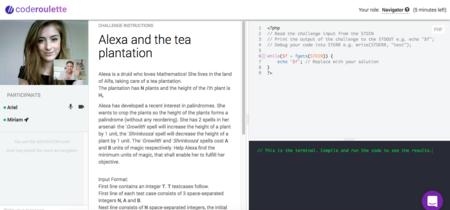 Nace Coderoulette, un Chatroulette de programadores para solucionar retos con desconocidos