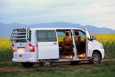 Volkswagen Multivan Outdoor Edition