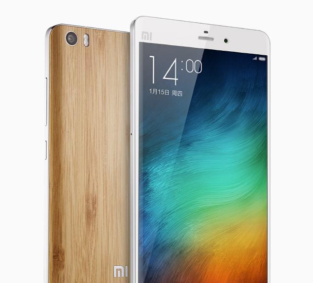 Xiaomi Minote Bambu 1