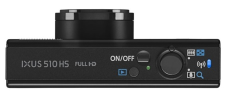 Canon IXUS 240 HS y 510 HS apuestan por WiFi y aplicación para móviles
