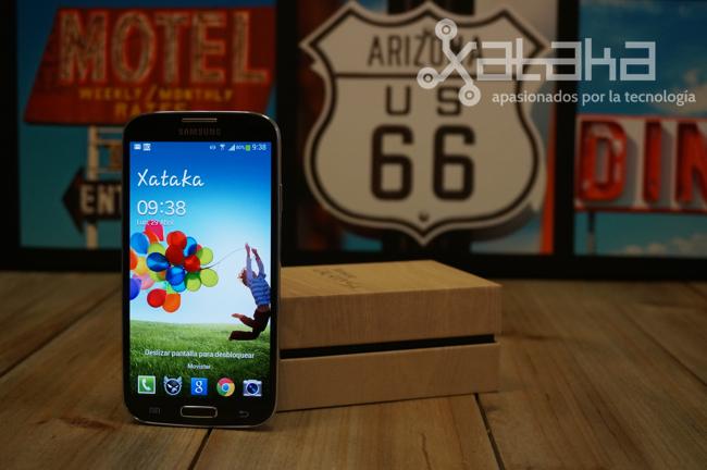 Foto de Samsung Galaxy S4 galería (18/27)