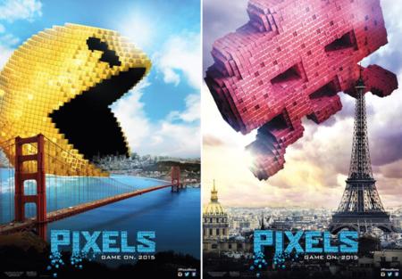Pixels ya tiene trailer: si has jugado en los 80 tienes que ir a verla
