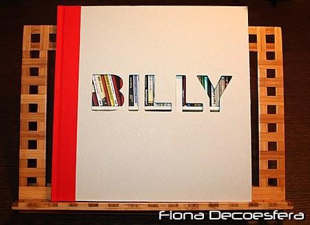 Billy, el libro