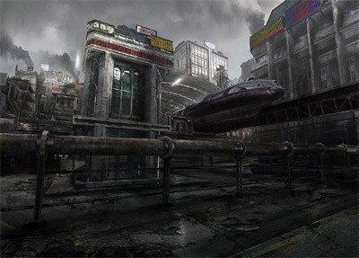 Sera: El Universo de Gears Of War
