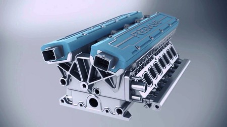 Koenigsegg Tecnologia