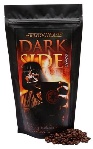 Dark Side, el café de Star Wars