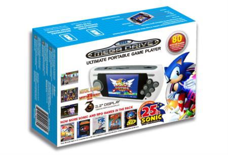 La Mega Drive Mini Vuelve Por El 25 Aniversario De Sonic