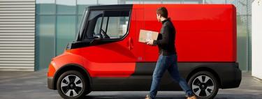El Renault EZ-FLEX es un vehículo eléctrico que quiere aprender y mejorar el trabajo de los repartidores