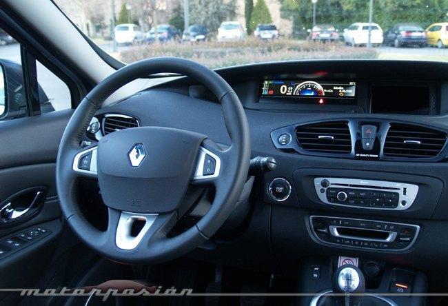 Renault Scénic 2012 Dynamique volante