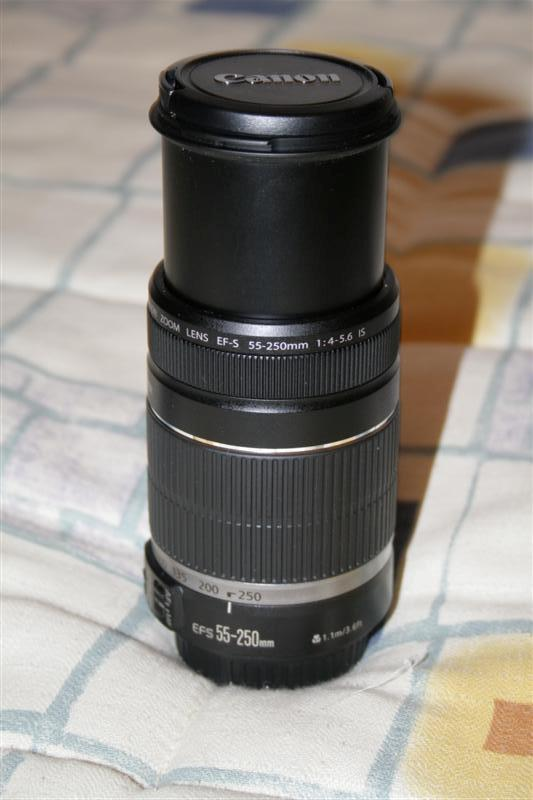 Foto de Canon EF-S 55-250mm f/4-5.6 IS (23/29)