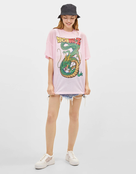 Bershka Dragon Ball 05