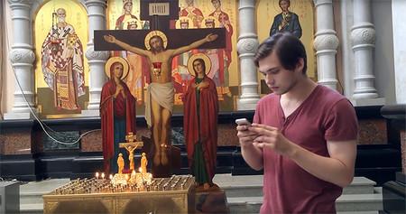 Sí, hasta tres años y medio de prisión a un blogger ruso por jugar Pokémon Go en una iglesia
