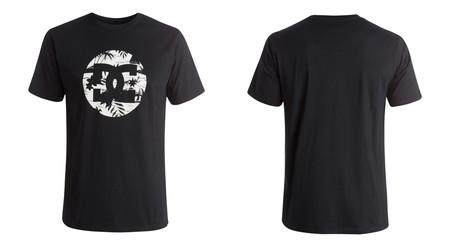 Por 9,95 euros tenemos la camiseta de DC Shoes Cruiser Island en Dressin