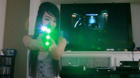 'Dead Space 2' y su réplica de cortadora de plasma sí que funciona de verdad. Vídeo que lo demuestra