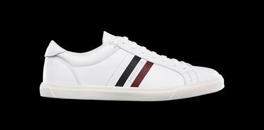 Clásicas y refinadas: sneakers Mónaco de Moncler