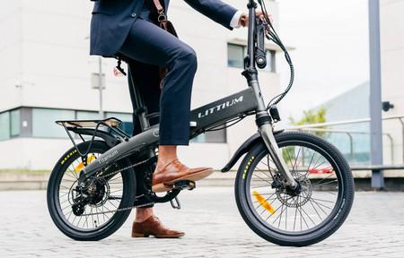 Littium Ibiza Titanium Ebike Bicicleta Electrica 2020 3