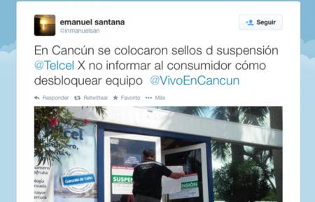 La PROFECO está suspendiendo Centros de Atención Telcel en varias partes de la república