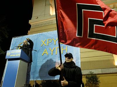 Los nazis no son un meme. En Grecia también se burlaban de Amanecer Dorado y hoy tienen 18 escaños