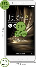 Asus Zenfone 3(tres) Deluxe