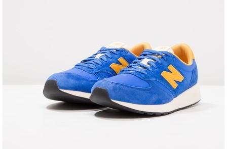 55% de descuento en las  zapatillas New Balance MRL420 en azul: ahora cuestan 44,95 euros en Zalando