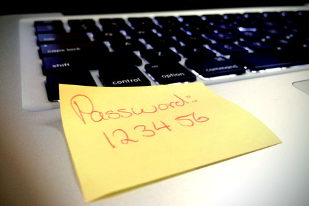 Contrasena Password 123456