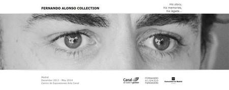 Fernando Alonso Collection: la exposición sobre la carrera de Fernando Alonso ya tiene lugar y fechas