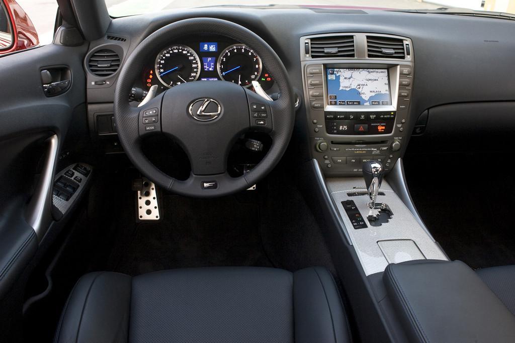 Foto de Lexus IS-F (102/111)