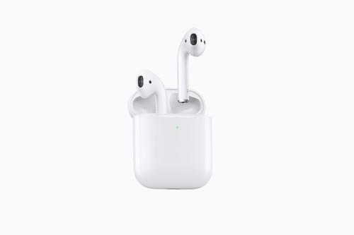 Los AirPods de segunda generación ya están aquí: carga inalámbrica, más batería y 'Hey Siri', este es su precio en México