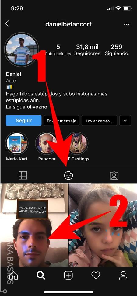 Elige El Filtro