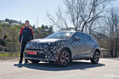 Toyota C Hr Prototipo