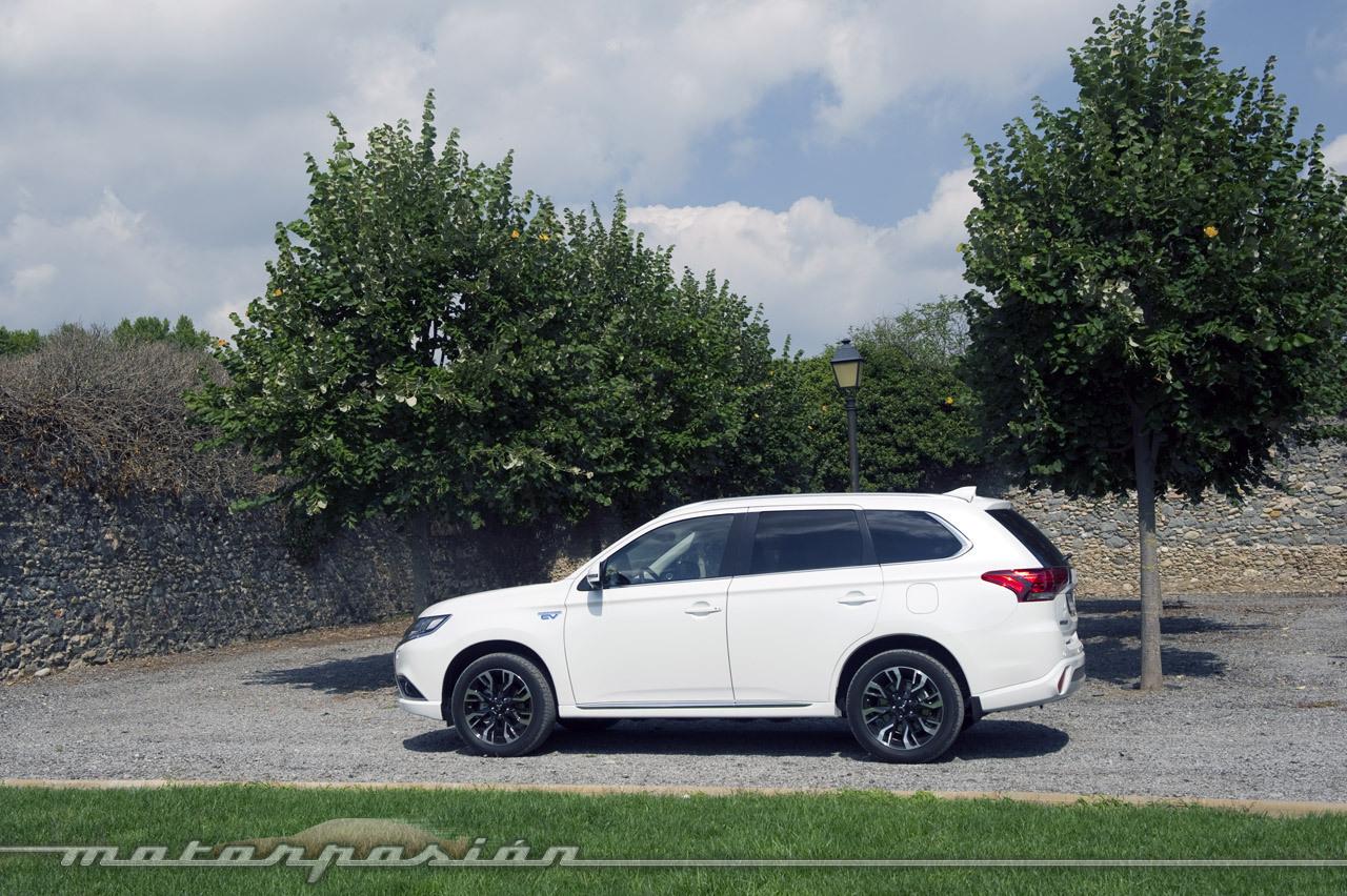 Mitsubishi Outlander 2016, toma de contacto